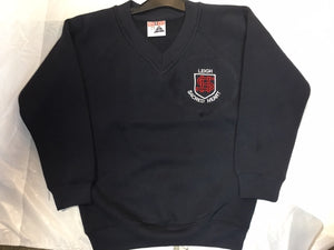 Leigh Sacred Heart Catholic Primary School V Neck Jumper with LOGO