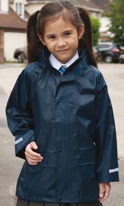 Junior Rain Jacket Advisory Outdoor