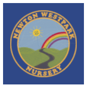 Newton West Park Nursery Cardigan with LOGO