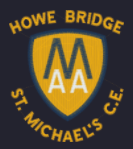 St Michaels C of E  Primary School Howe Bridge Crew Neck Sweatshirt with LOGO