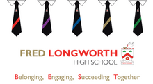 Load image into Gallery viewer, Fred Longworth High School Girls /  Boys Ties