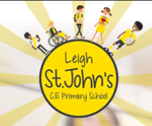 Leigh St Johns CE Primary School Ties
