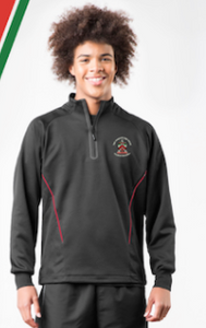 Fred Longworth High School Boys Outdoor P.E. Top