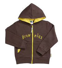 Load image into Gallery viewer, Brownies Hooded Jacket