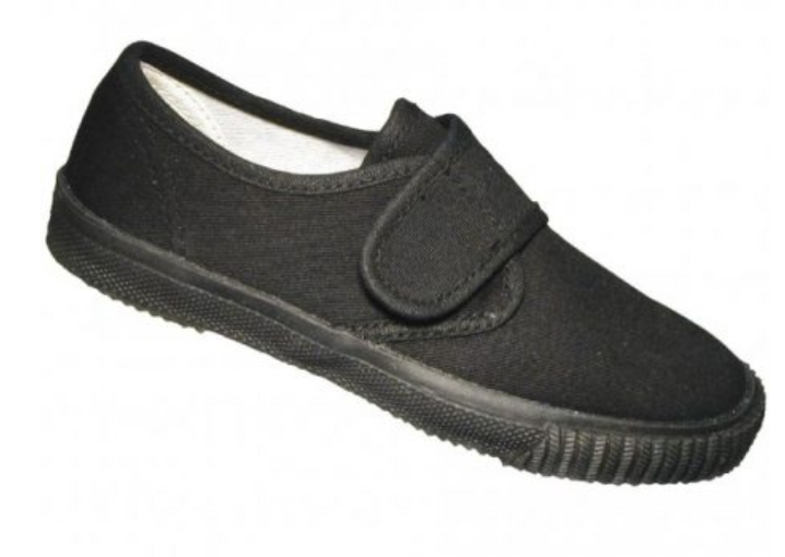 Leigh Sacred Heart Catholic Primary School P.E. Velcro Pumps