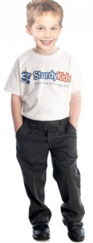 Bedford Hall Methodist  Primary School Pull Up Trousers