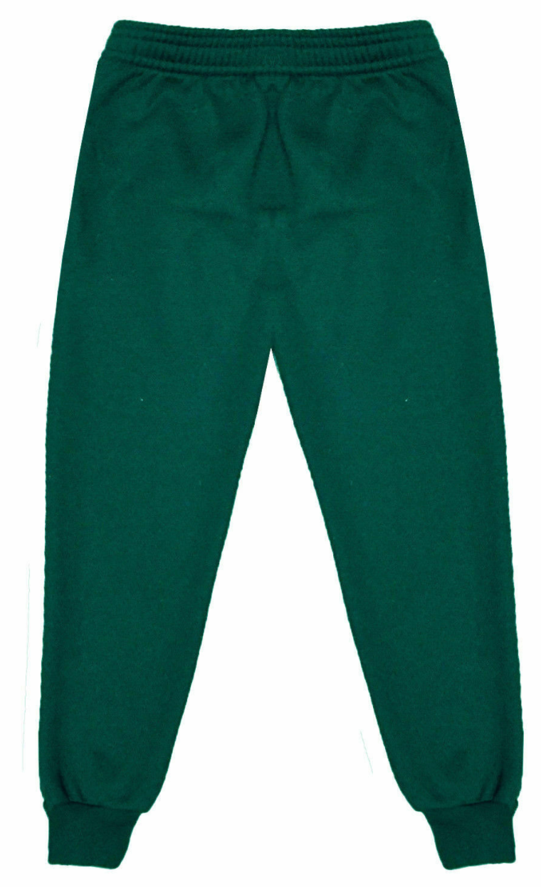 The Beeches Pre School Navy or Bottle Green Jogging Bottoms
