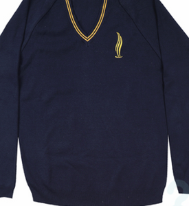 Lowton High School Girls / Boys YEAR 11 Jumper (Unisex) with LOGO