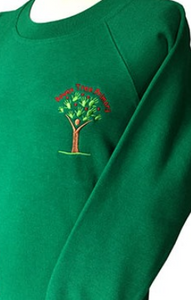 Rowan Tree Primary School Sweatshirt with LOGO