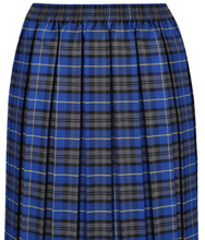 Load image into Gallery viewer, Mid Royal Tartan Skirt