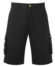 Load image into Gallery viewer, Tuff Stuff Pro Work Shorts Black or Navy