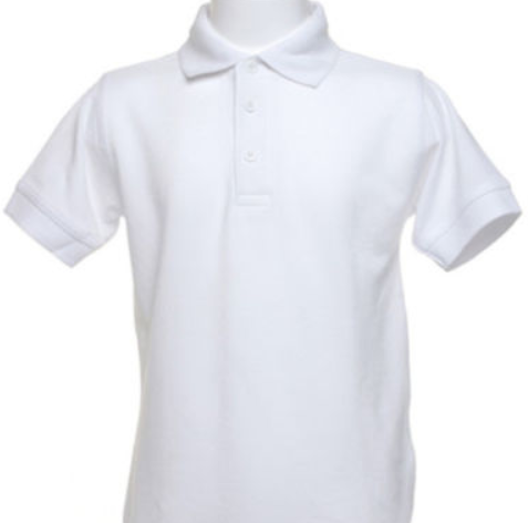 Bedford Hall Methodist Primary School Polo Top with LOGO