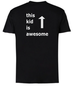 this kid is awesome T SHIRT