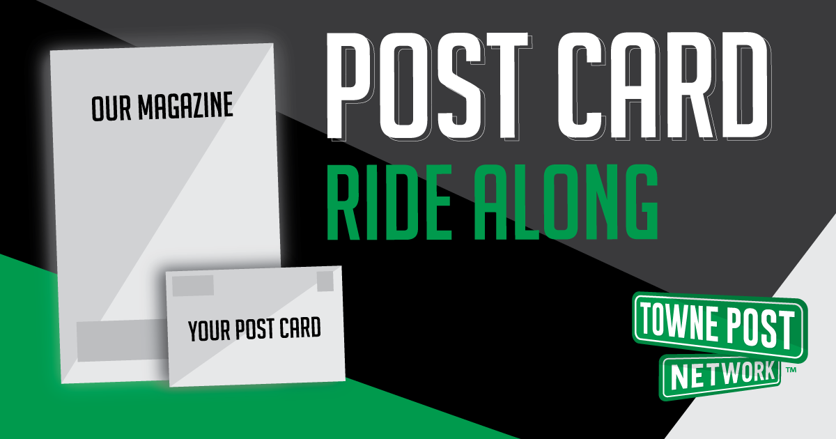 TownePost Postcard Ride Along Program