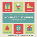 Holiday Gift Guide - December 2020