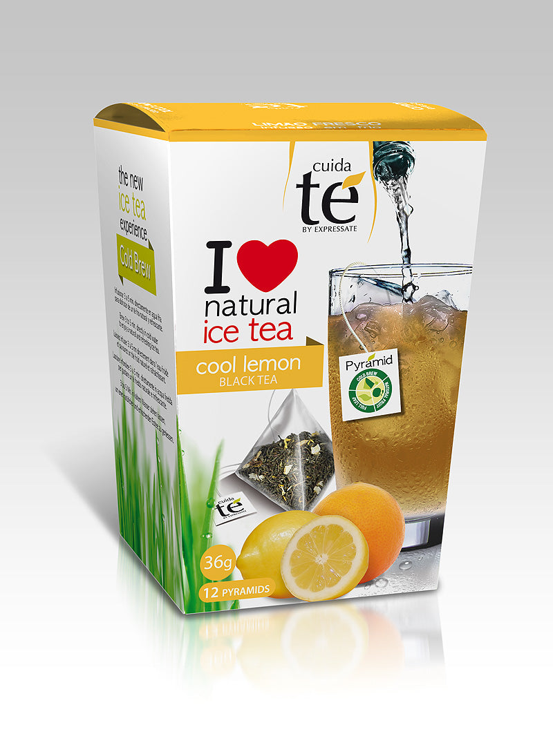 Ice Tea - Cool Lemon