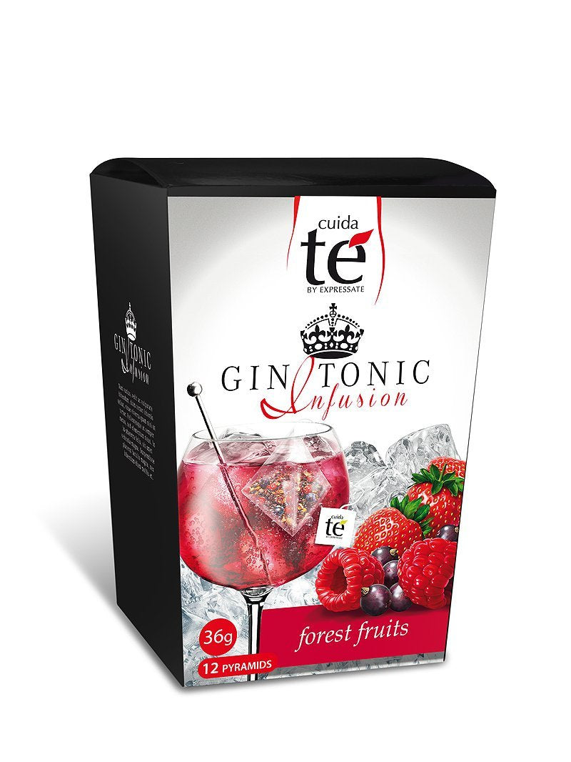 Gin Tonic - Forest Fruits
