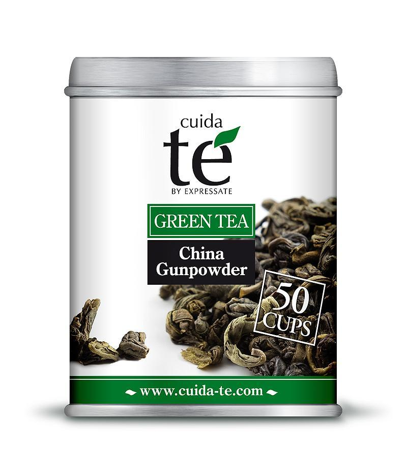 Té Verde - China Gunpowder