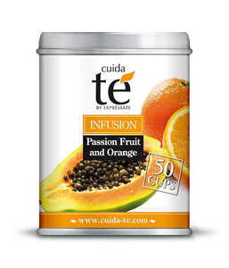 Infusión - Passion Fruit and Orange