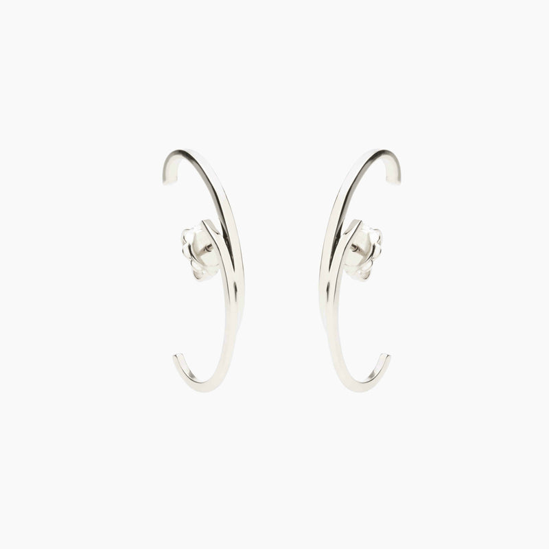 Boucles d'oreilles Little Circle
