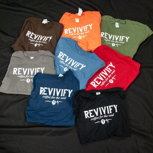 Revivify short sleeve T-shirt