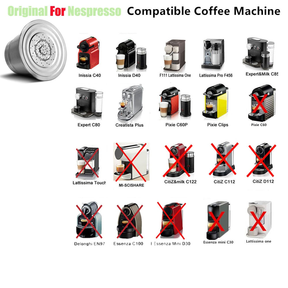 MasterG Shop Reusable Coffee Pods - Kitchen