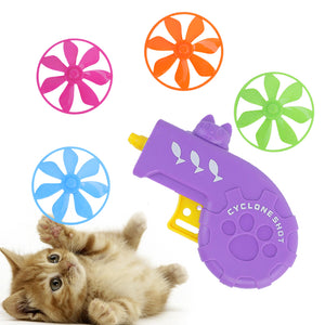 MasterG Shop Cat Toy Flying Disc - Pet