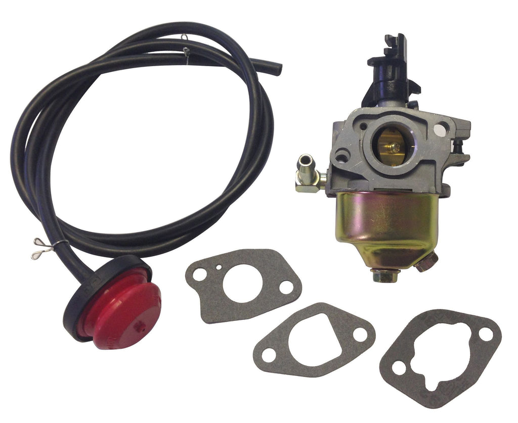 Everest Carburetor With Primer Bulb Fits MTD Troy Bilt Snowbowler Carburetor 10638 10638A