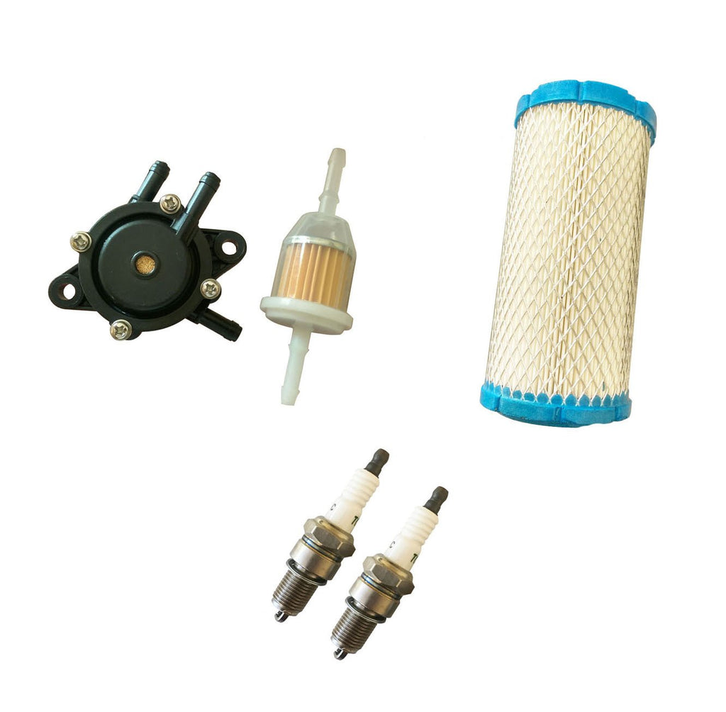 Everest Air Filter Fuel Pump Kit Fits Ezgo TXT ST350 Golf Cart