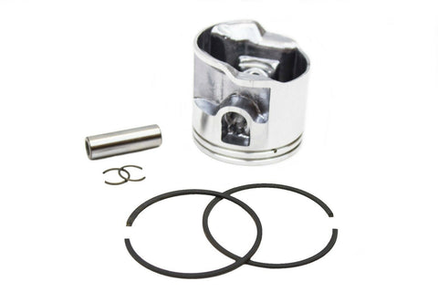 New Piston Kit With Rings Pin Cir Clips Fits Stihl TS410 TS420
