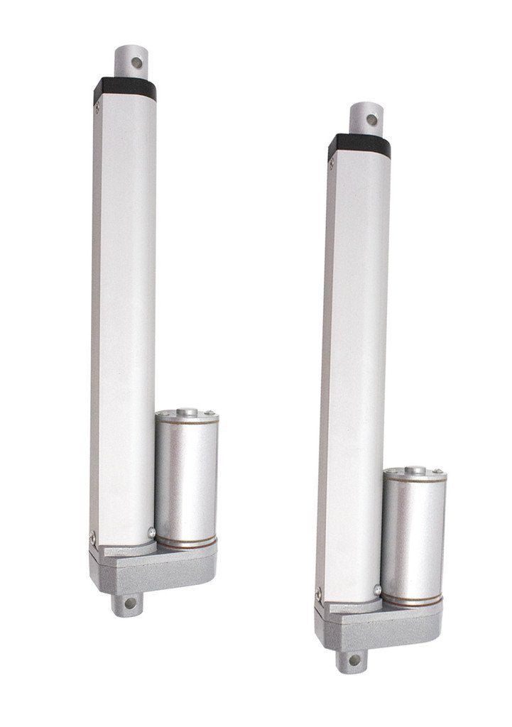 "Everest 30"" Pair 200lbs Lift 12v Electric Linear Actuators"