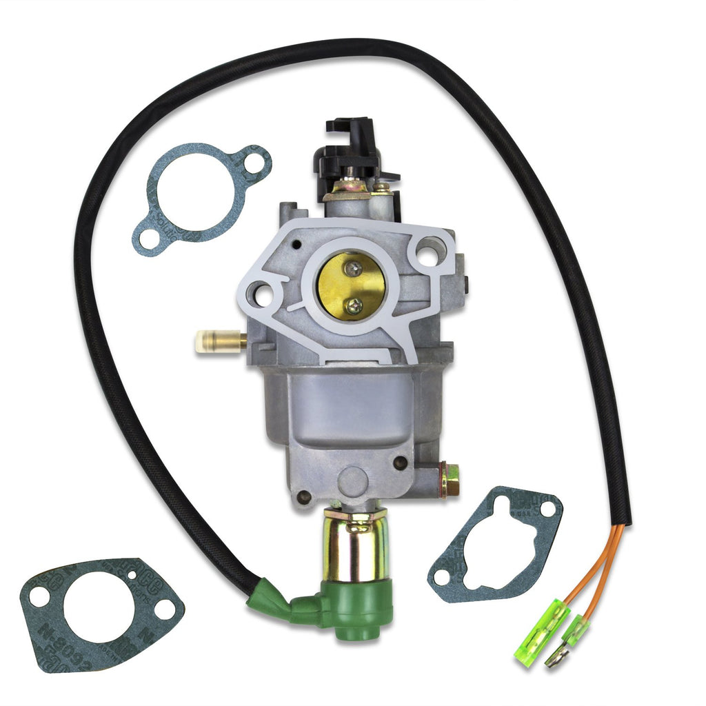 New GENERATOR Carburetor With Solenoid Fits Honda GX270 Gaskets Included