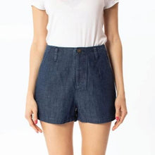 Load image into Gallery viewer, Midnight Blue Denim Shorts - *FINAL SALE*