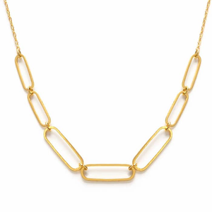CAPSULES CHAIN NECKLACE