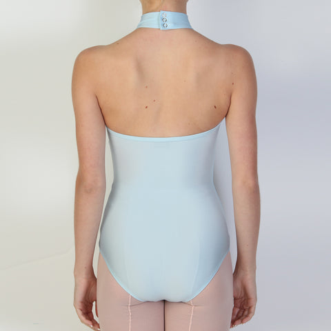 High Neck: LIGHT BLUE