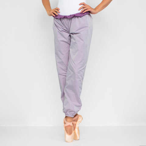 CLOUD/PLUM PANTS