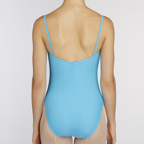 Pinch-Front Leotard:  HAWAII
