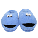 Chaussons Cookie Monster