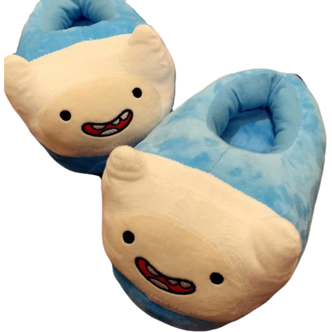 Chaussons Finn <br> Adventure Time
