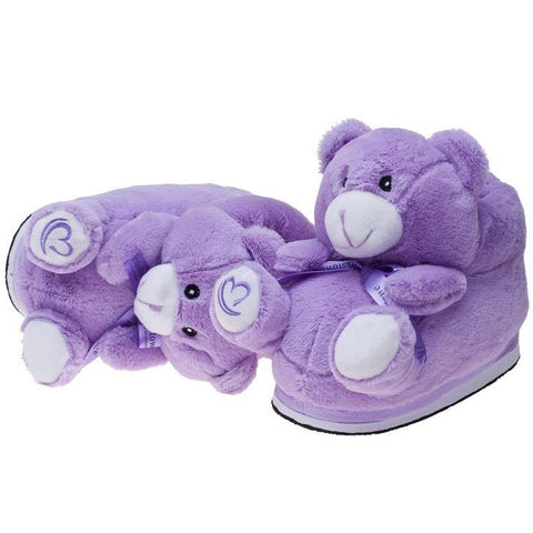 chaussons bisounours
