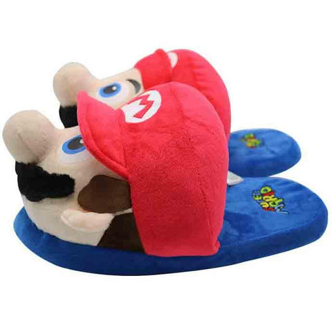 chaussons mario
