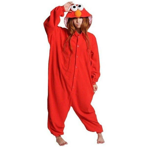 kigurumi elmo monster
