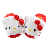 pantoufles hello kitty