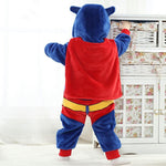 kigurumi superman bébé