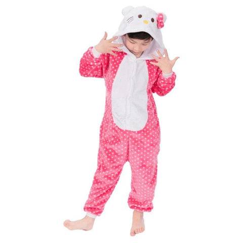 pyjama hello kitty enfant