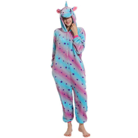 pyjama licorne constellation enfant
