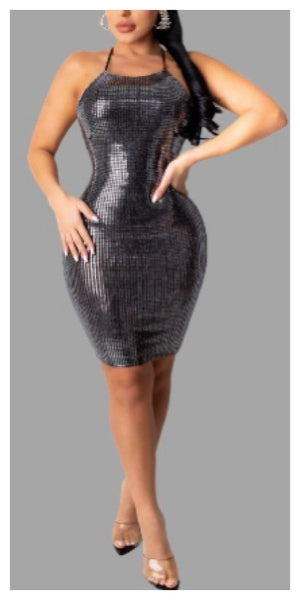 Flawless Mini Dress - Sexy~N~Snappy