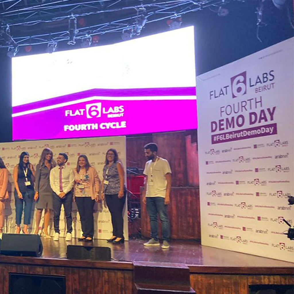 Flat6Labs Demo Day: Presentail Graduates from Cycle 4 | Presentail | Send gifts to Lebanon!