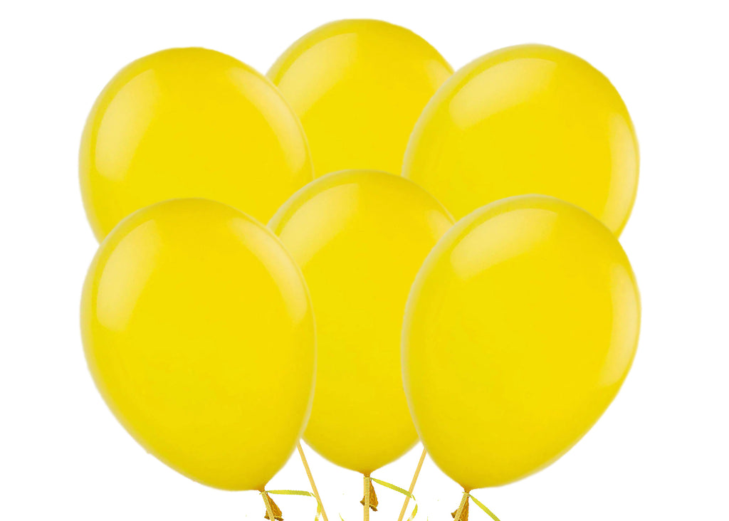 Yellow Balloon Bouquet_ Presentail Gifts.