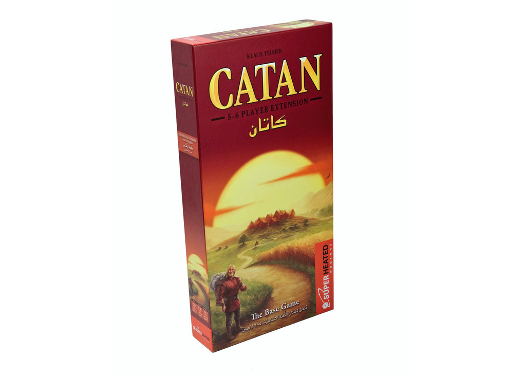 Catan Base Game Extension_ Super Heated Neurons.